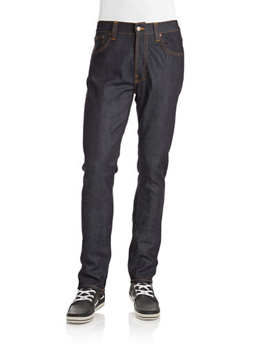 Nudie Jeans Lean Dean Organic Cotton Jeans-16 DIPS DRY-30X34