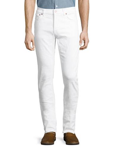 Nudie Jeans Lean Dean Jeans-WHITE-33