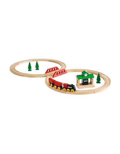 Brio Classic Figure 8 Wooden Train Set-MULTI-One Size