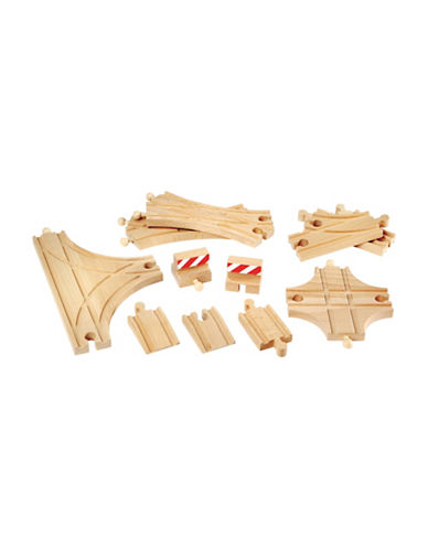 Brio Advanced Expansion Pack Railway Set-MULTI-One Size