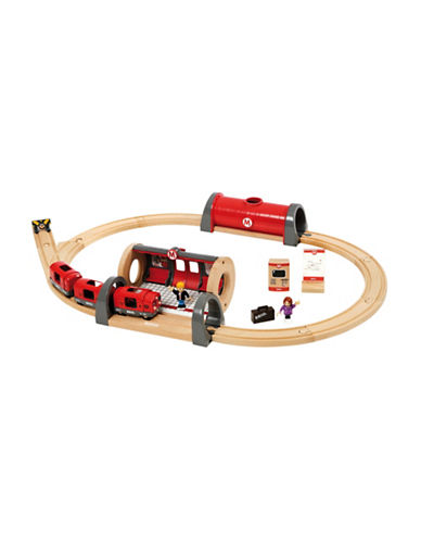 Brio Metro Railway Set-MULTI-One Size
