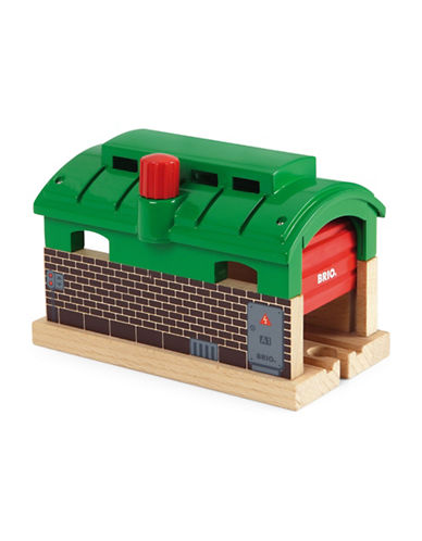Brio Train Garage-MULTI-One Size