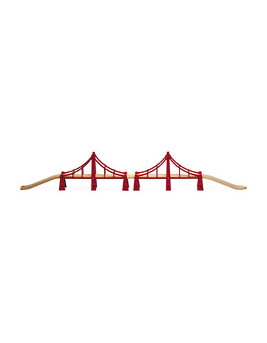 Brio Double Suspension Bridge-MULTI-One Size
