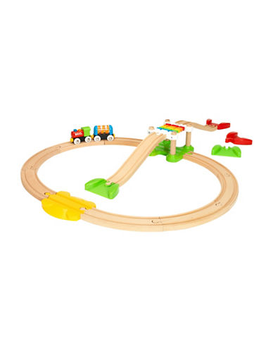 Brio My First Railway Set-MULTI-One Size