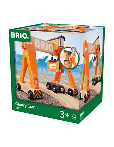 Brio Gantry Crane Set-MULTI-One Size