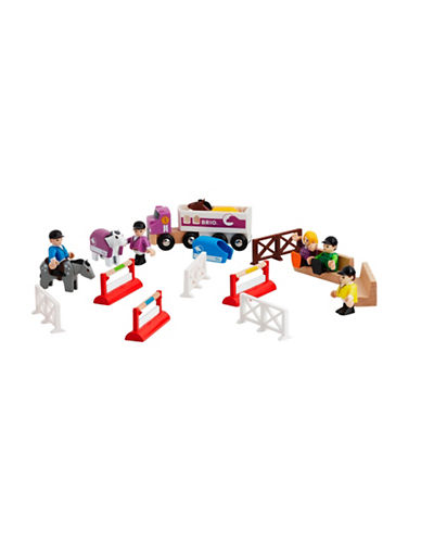Brio Horse Jumping Pack-MULTI-One Size