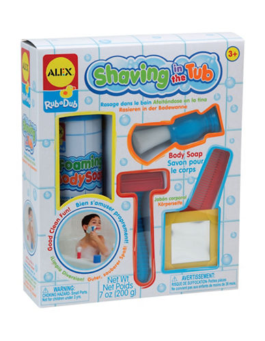 Alex Toys Tub Shaving Kit-MULTI-One Size