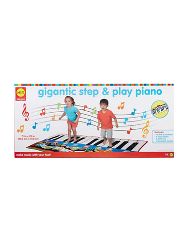 Alex Toys Gigantic Step and Play Piano-MULTI-One Size