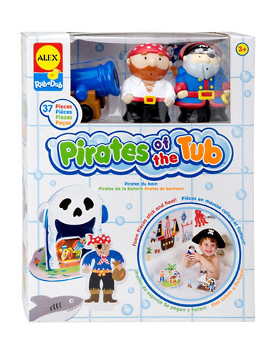 Alex Toys Pirates of the Tub Toy Set-MULTI-One Size