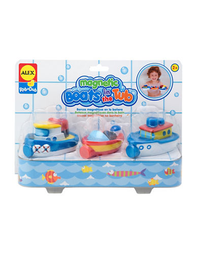 Alex Toys Magnetic Boats in the Tub-MULTI-One Size