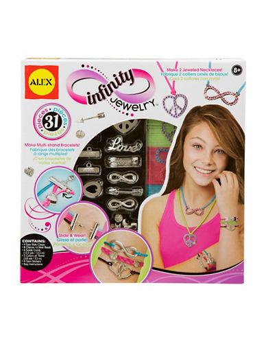 Alex Toys Infinity Jewelry 31-Piece Kit-MULTI-One Size