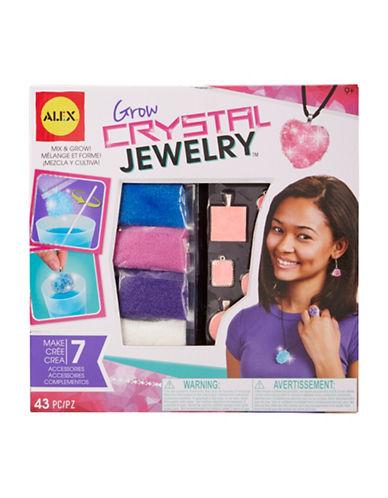 Alex Toys Grow Crystal Jewellery Kit 88666334