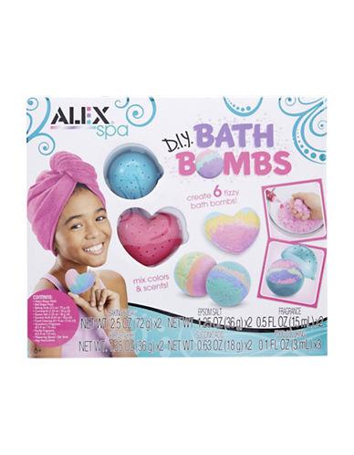 Alex Toys DIY Spa Bath Bombs-MULTI-One Size