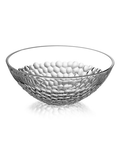 Orrefors Pearl Crystal Bowl-CLEAR-One Size