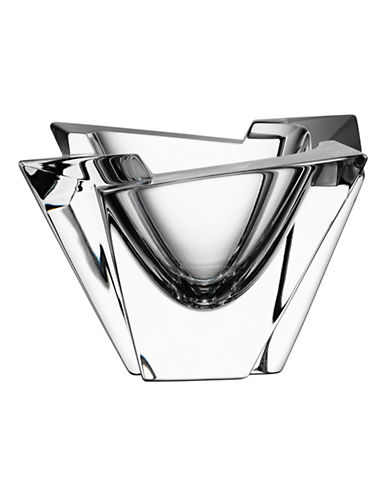 Orrefors Glacial Crystal Bowl-CLEAR-One Size