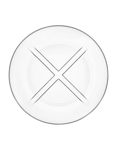 Kosta Boda Bruk Salad Plate-CLEAR-Small