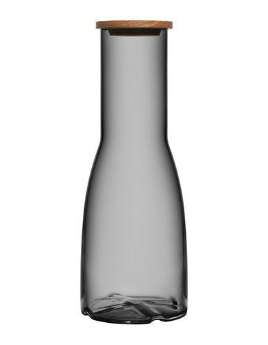 Kosta Boda Bruk Carafe-GREY-One Size