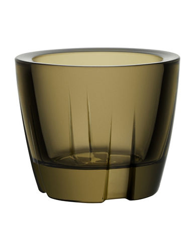 Kosta Boda Bruk Votive-BROWN-One Size