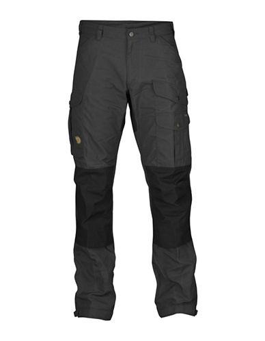 Fjallraven Vidda Pro Regular Trekking Trousers-GREY-48