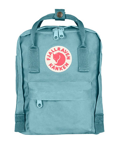 Fjallraven Kanken Mini Backpack-SKY BLUE-One Size