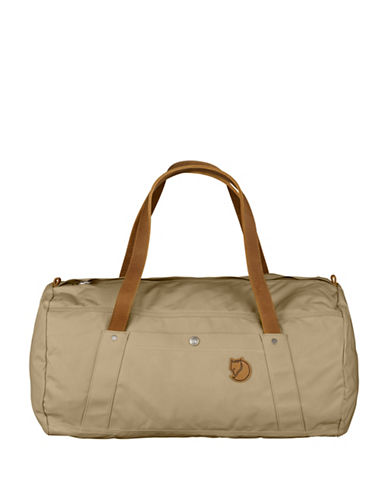 Fjallraven No. 4 Duffel Bag-SAND-One Size