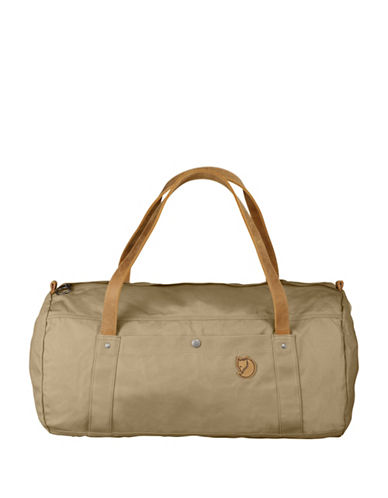Fjallraven Duffel No. 4 Large-SAND-13