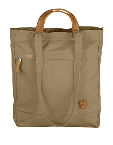 Fjallraven Sturdy Totepack Number 1-SAND-One Size