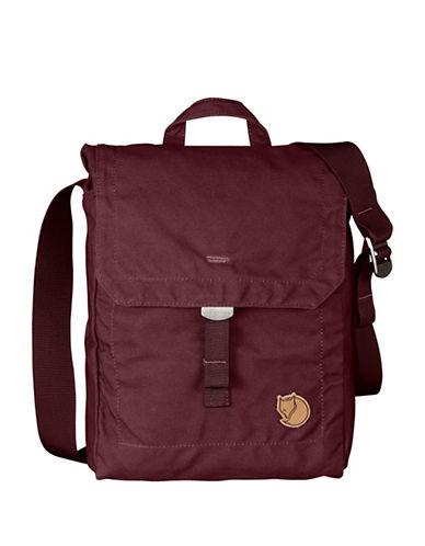 Fjallraven Foldsack NO.3 Bag-GARNET-One Size