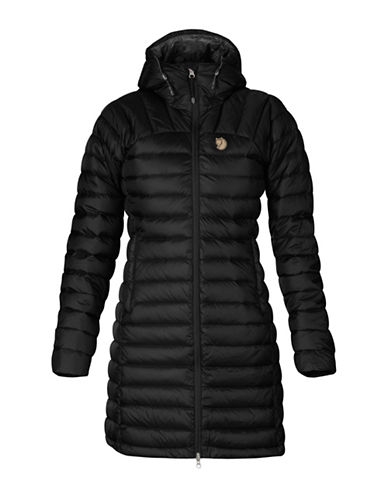 Fjallraven Snow Flake Parka-BLACK-Small