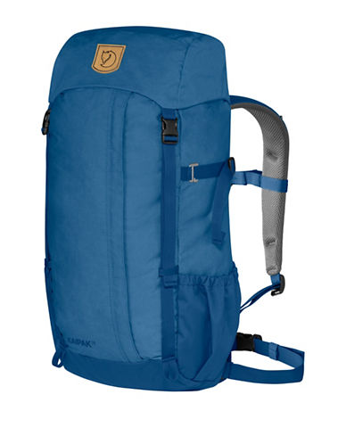 Fjallraven Kaipak 28 HeavyDuty Eco Backpack-BLUE-One Size