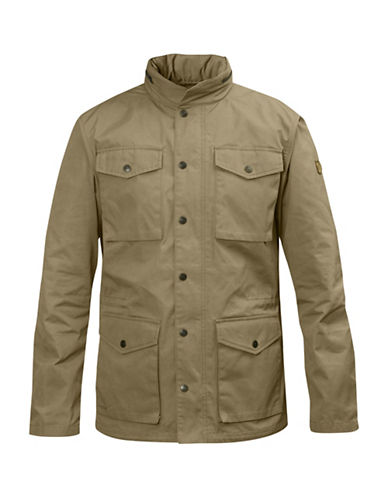 Fjallraven Raven Jacket-SAND-Small