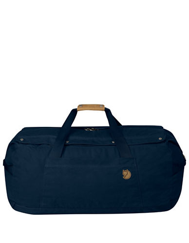 Fjallraven Solid Duffel No.6 Large Bag-NAVY-One Size