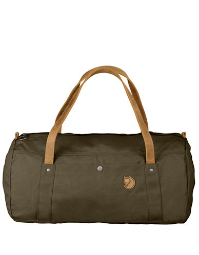 Fjallraven Duffel No. 4 Large Bag-DARK GREEN-One Size