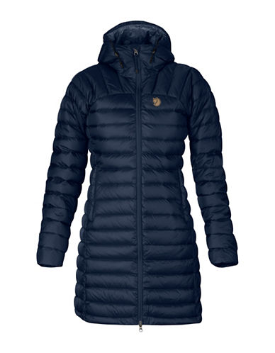 Fjallraven Snow Flake Parka-DARK NAVY-X-Small