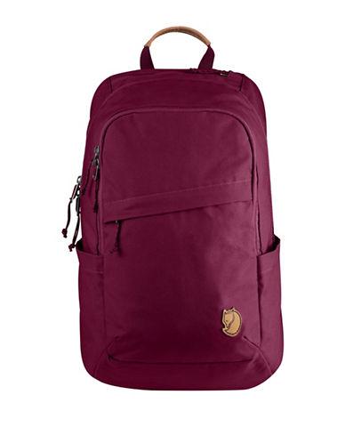 Fjallraven Raven 20L Backpack-PLUM-One Size