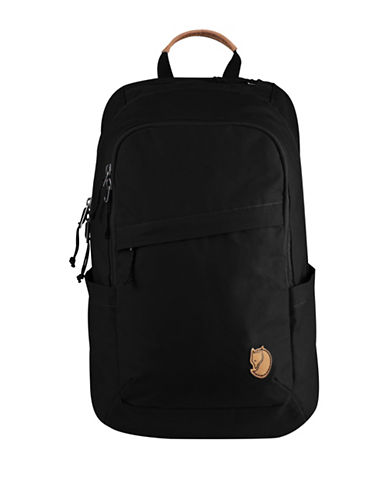 Fjallraven Raven 20 Backpack-BLACK-One Size