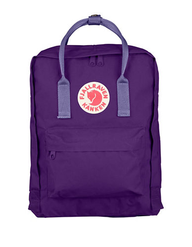 Fjallraven Kanken Backpack-VIOLET-One Size