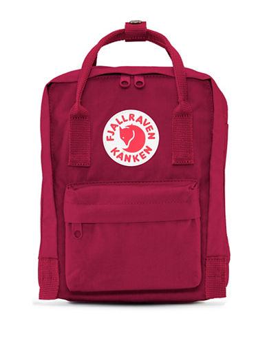Fjallraven Kanken Mini Backpack-PLUM-One Size