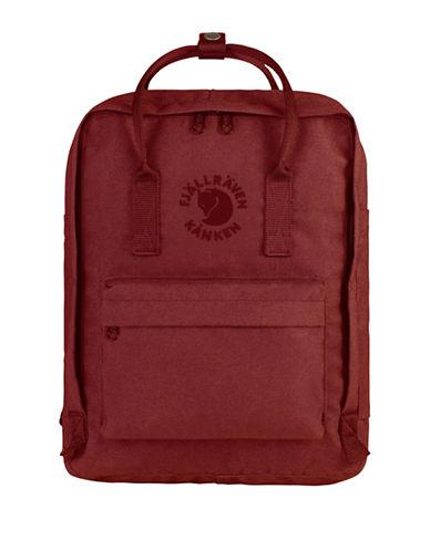 Fjallraven Re-Kanken Backpack-OXFORD RED-One Size