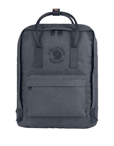 Fjallraven Re-Kanken Special Edition Backpack-SLATE-One Size