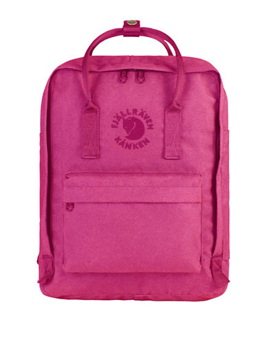 Fjallraven Kanken SpinDye Backpack-PINK-One Size