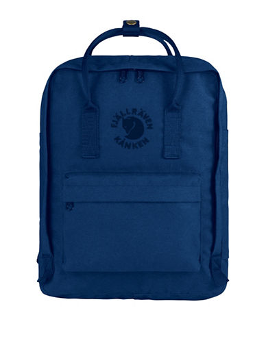 Fjallraven Re-Kanken Special Edition Backpack-MIDNIGHT-One Size