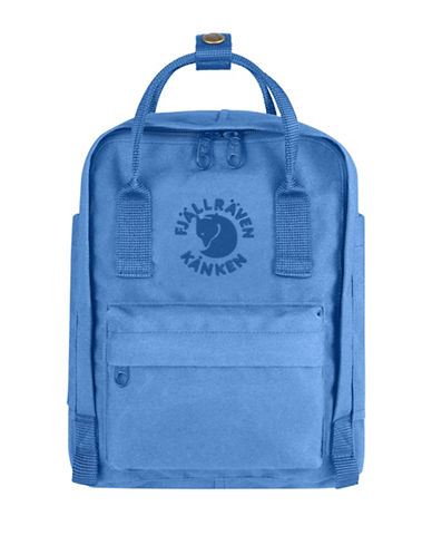 Fjallraven Re-Kanken Special Edition Mini Backpack-BLUE-One Size