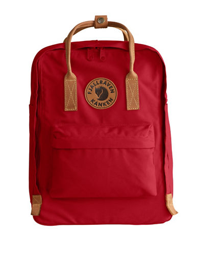Fjallraven Kanken 16L Backpack-RED-One Size