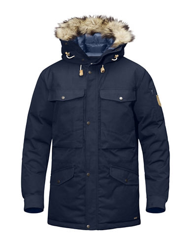 Fjallraven Singi Down Jacket-NAVY-X-Large