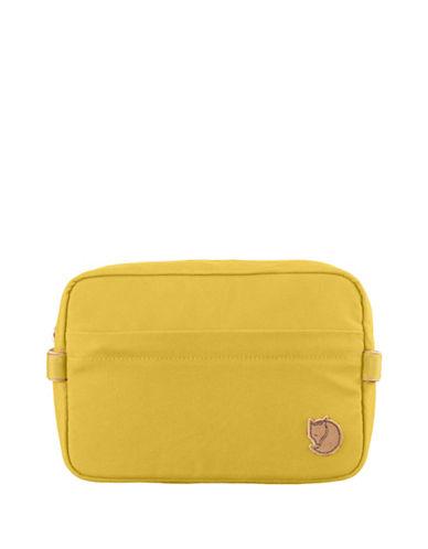 Fjallraven Travel Toiletry Bag-OCHRE-One Size