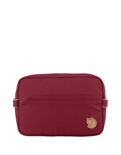 Fjallraven Travel Toiletry Bag-REDWOOD-One Size
