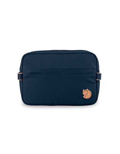 Fjallraven Travel Toiletry Bag-NAVY-One Size