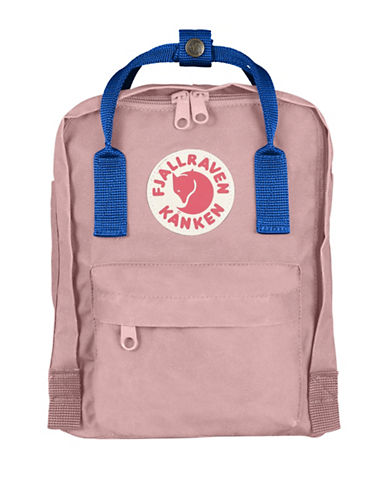 Fjallraven Kanken Mini Backpack-PINK-One Size