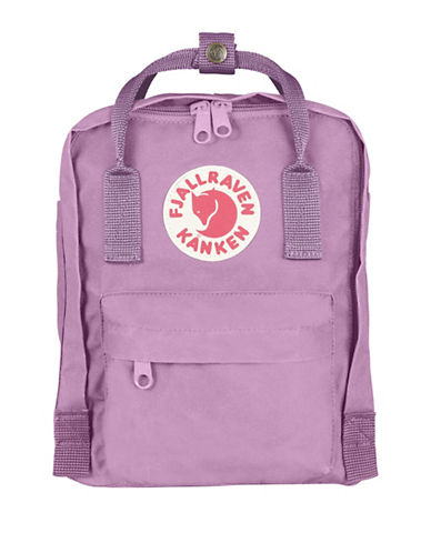 Fjallraven Kanken Mini Backpack-ORCHID-One Size